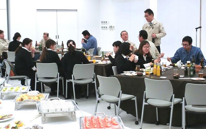 シオヤ産業_方針発表会永年勤続表彰4